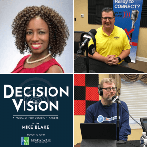 Decision Vision Episode 44:  Should I Run for Political Office? – An Interview with Rep. Dar'shun Kendrick, Georgia House of Representatives, and Councilman Colin Ake, City of Woodstock