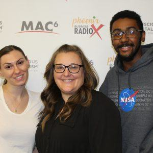 Kelly Greene with SciTech Institute Episode 2