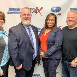 MARKETING MATTERS WITH RYAN SAUERS: Greg Williams and Sabrina Blackston of Eternal Hills Funeral Home and Memory Gardens