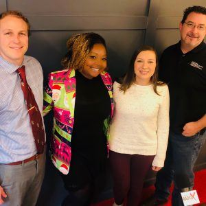 A Healthy Atlanta: Adrienne Polite with Good Samaritan Health Center of Cobb, Brian Sanders with About You Family Medicine and Nate Bernard with CMDA Atlanta