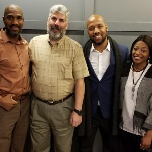 Velocity Small Business Radio: Aretha Langley with EXIT Realty Quality Solutions, Howard Burkat with Primerica and Kenneth Burnett with Grand Vision Coaching