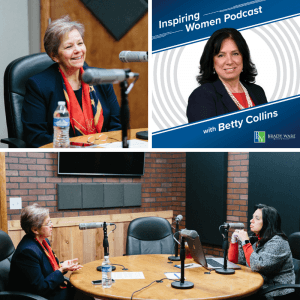 Inspiring Women, Episode 17:  Charting A Financial Course For Women