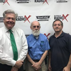 Joel Peskin, Big Event Productions, and Hans Meier, North Georgia Promotions