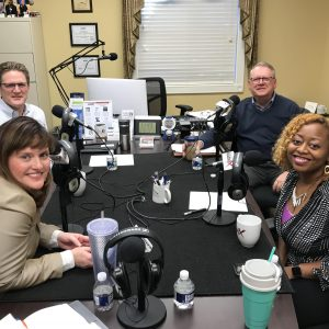 ProfitSense with Bill McDermott, Episode 4: Keith Costley, Keck & Wood, Samantha McElhaney, CenterState Bank, and Dr. Brianna Gaynor, Peace of Mind Psychological Services