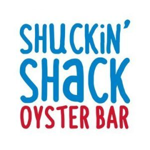 Michael and Sulyndia Mitchell with Shuckin' Shack Oyster Bar