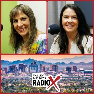 Nancy Shenker with theONswitch, Sarah Dawn with Sarah Dawn Consulting