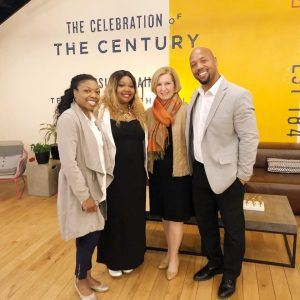 A Healthy Atlanta: Corine Ferebee with Trinity Wellness RX Consulting and Pam Younker with Children's Healthcare