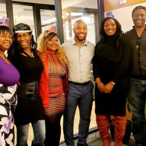 A Healthy Atlanta: Felicia and Drexele Jones with Natural Epiphany Salon, Ca'Landra Blockman with This is HEALing and Lana Norman with Product of the Kingdom