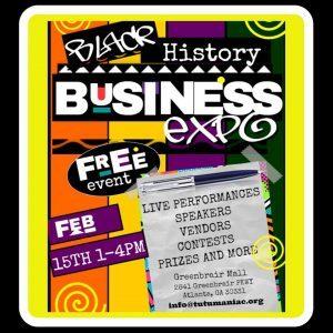 Atlanta Events: Black Business Expo 2020