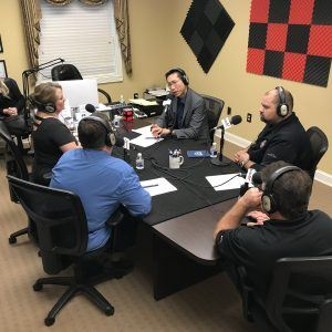 Family Business Radio, Episode 7:  Cappi Arneson, Foster & Witmer Insurance Agency; Jim Kubicek, PhoneOne; Kris Seguin and Bill Parent, Alpharetta Property Inspections