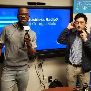 Nspire Co-Founders Tim Sok and Chidi Okolo