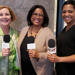 GWBC Radio: Kim Wright with American Heart Association and Susan Gravely with Gravely and Associates