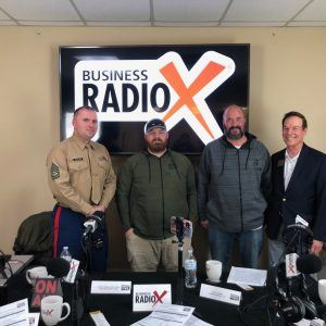 Gunnery Sergeant John Hurlock – USMC, Josh Livingston and Jason Hornor – Cerakote Solutions, LLC