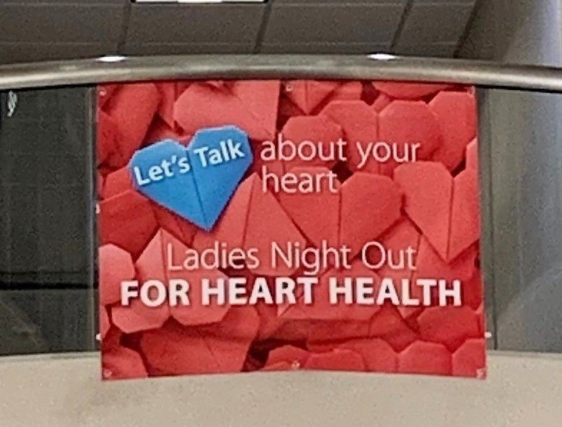 EASTSIDE MEDICAL CENTER: Ladies Night Out for Heart Health
