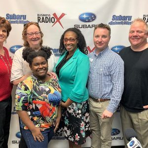 MARKETING MATTERS WITH RYAN SAUERS: Brenda Bean and Irene Stovall of Parrot Productions & Fancy Feathers and Peppur Lewis and Stacey Donald of The Mansions at Gwinnett Park
