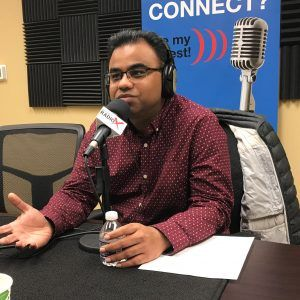 Alpharetta Tech Talk: Sharad Varshney, OvalEdge