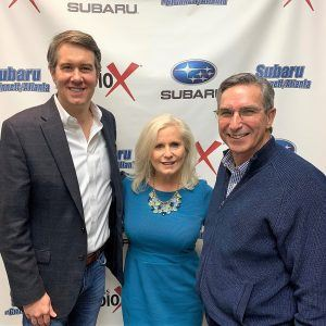 SIMON SAYS, LET'S TALK BUSINESS: Jon Ostenson of 10XBrands and Sharon Catter of Catter Design Group