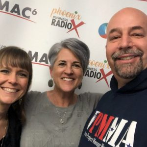 BEHIND THE BUTTONS with Joe Pusz and Kelly Lorenzen