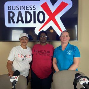 Cori Hicks – Atlas Pizza, Angelica Tabor Fells and Shannon Howard – Level Up in our Community