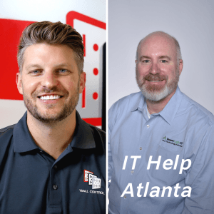 IT Help Atlanta with Rick Higgins:  Richard Grove, Wall Control