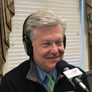 "John Ray, North Fulton Business RadioX® and host of ""North Fulton Business Radio"" and ""Alpharetta Tech Talk"""