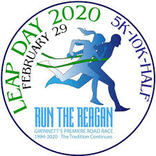 Broadcasting Live from the 2020 Run The Reagan Road Race