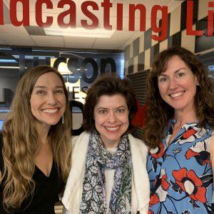 SBBV E15: Sarah Cotten & Stephanie Stark talk Health