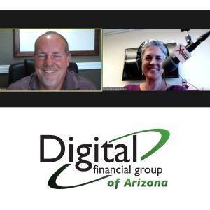 Chris Damron with Digital Financial Group of Arizona