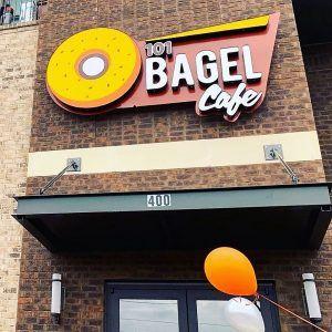 COMMUNITY SPOTLIGHT: 101 Bagel Cafe