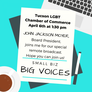 SBBV E16: Tucson LGBT Chamber of Commerce