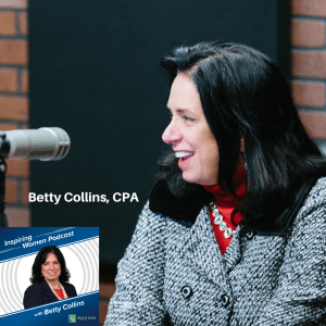 Inspiring Women, Episode 21:  Finding and Owning Your Voice