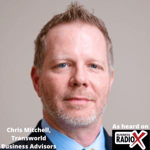 Chris Mitchell, Transworld Business Advisors of Atlanta NW