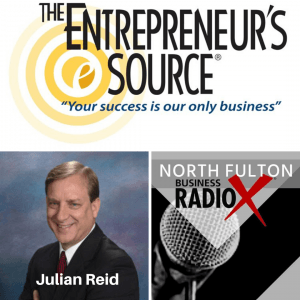 Julian Reid, The Entrepreneur's Source