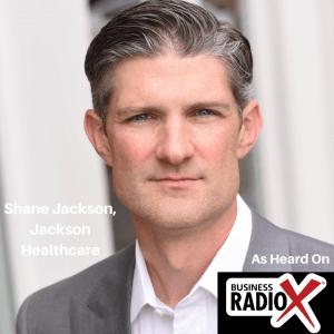 Shane Jackson, Jackson Healthcare