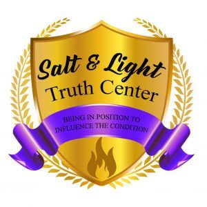 Bishop Dedric Avery with Salt and Light Truth Center