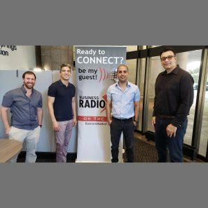 Tech Talk: Leo Falkenstein with Consume Media, Steve Barha with Instant Financial and Eyal Benishti with IRONSCALES