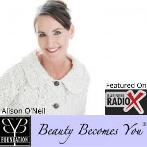 Alison O'Neil, Beauty Becomes You Charitable Foundation