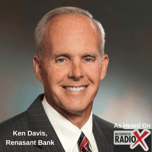 Ken Davis, Renasant Bank