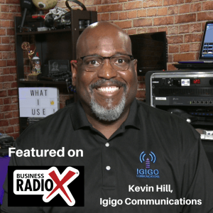 Kevin Hill, Igigo Communications