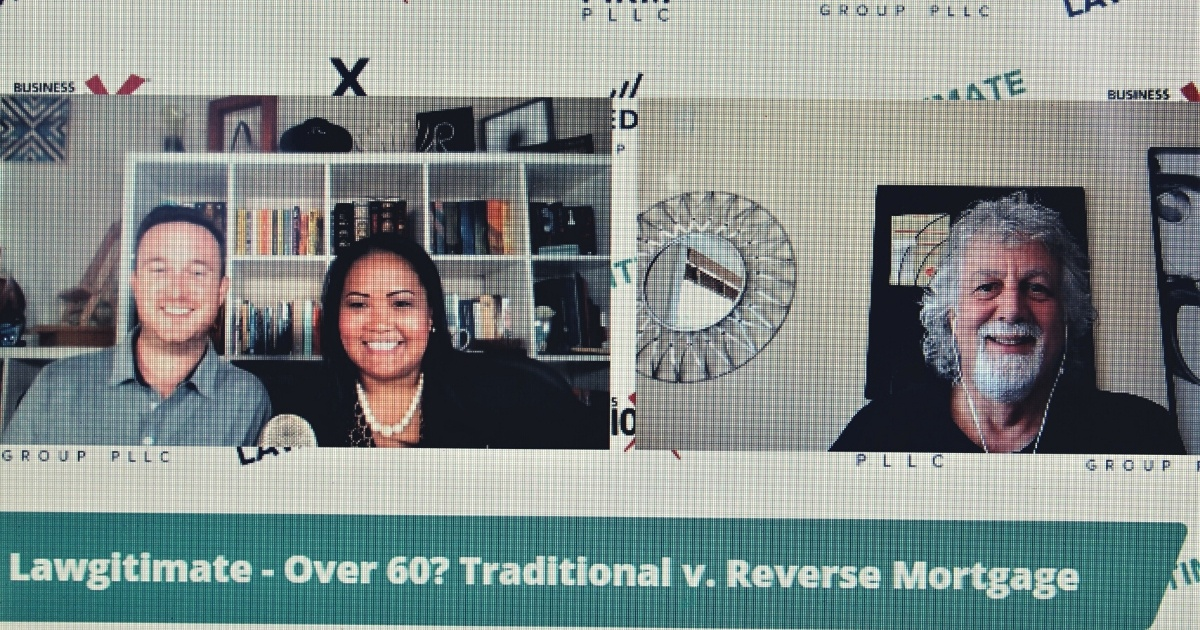 Traditional vs Reverse Mortgages E19