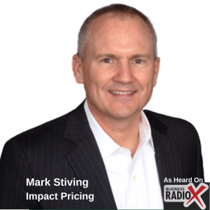 Mark Stiving, Impact Pricing