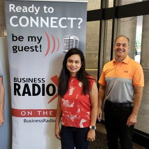 Tech Talk: Robert Pastor with ADAPTURE and Anju Mathew with OncoLens