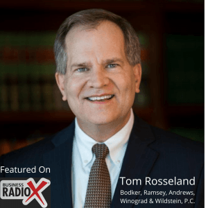 Decision Vision Episode 76:  Should I Pursue a Workout for my Business? – An Interview with Tom Rosseland, Bodker, Ramsey, Andrews, Winograd & Wildstein, P.C.