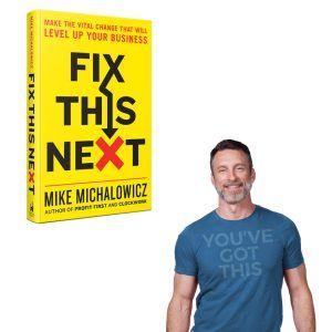 Avoiding Entrepreneurial Poverty with Mike Michalowicz E16