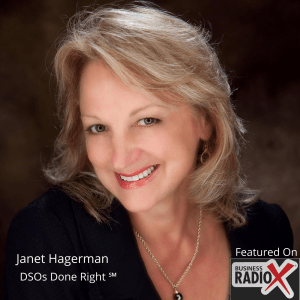 Leadership and Communication for DSOs, with Janet Hagerman, DSOs Done Right ℠