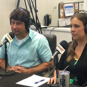 Behind the Mic with Mike and Amanda