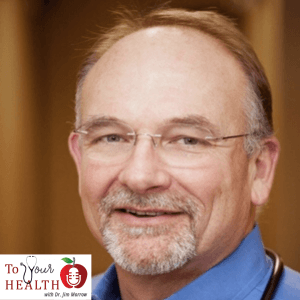 Covid-19 Vaccine Development – Episode 39,  To Your Health With Dr. Jim Morrow