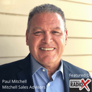 A Life in Black and White:  How to Authentically Discuss Race in Business, with Paul Mitchell, Mitchell Sales Advisors