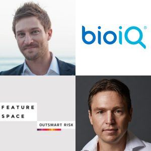 Tech Talk: Justin Bellante with BioIQ and David Excell with Featurespace