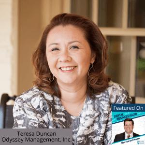 Teresa Duncan, Odyssey Management, Inc.